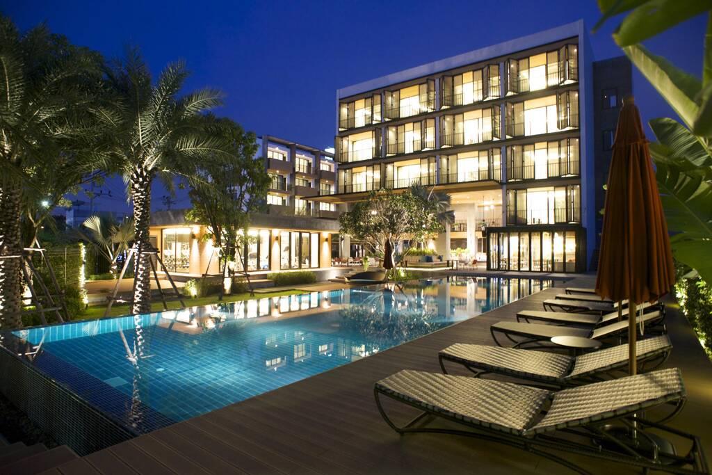 The Silver Palm Hotel бронирование