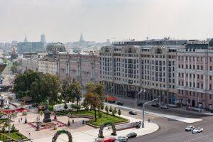 The StandArt Hotel Moscow бронирование