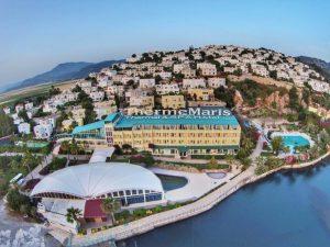 Therme Maris Spa & Thermal Hotel бронирование