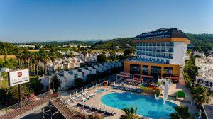 Throne Beach Resort & Spa бронирование