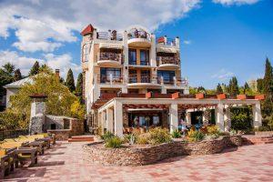 Тиссен хаус отель бронирование