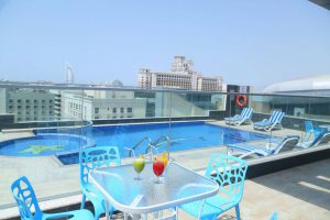 Tulip Al Barsha Hotel Apartments бронирование