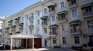 Украина отель бронирование