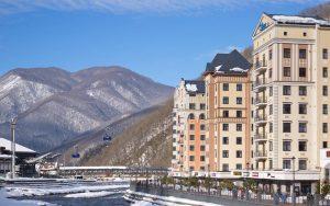 Valset Apartments by AZIMUT Роза Хутор бронирование