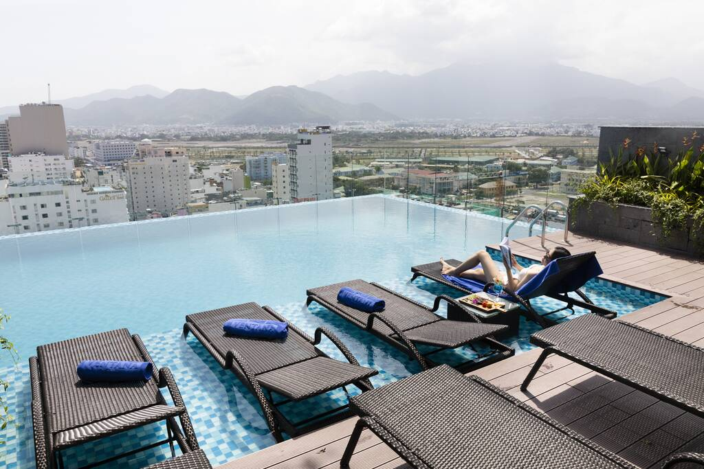 Ventana Nha Trang Hotel бронирование