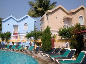 Whispering Palms Beach Resort бронирование