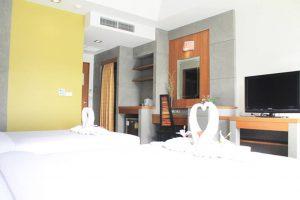 Wimaan Buri Resort бронирование