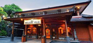 Wina Holiday Villa Kuta Bali бронирование