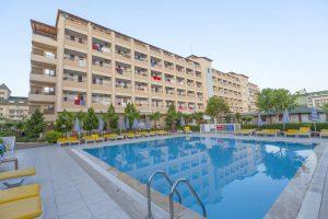 Xeno Hotels Eftalia Resort бронирование