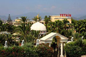 Yetkin Club Hotel бронирование