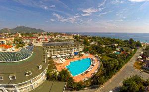 Zena Resort Hotel бронирование