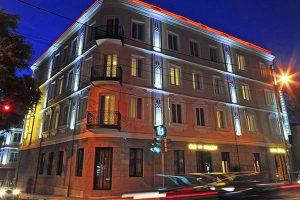 ZP Palace Hotel бронирование