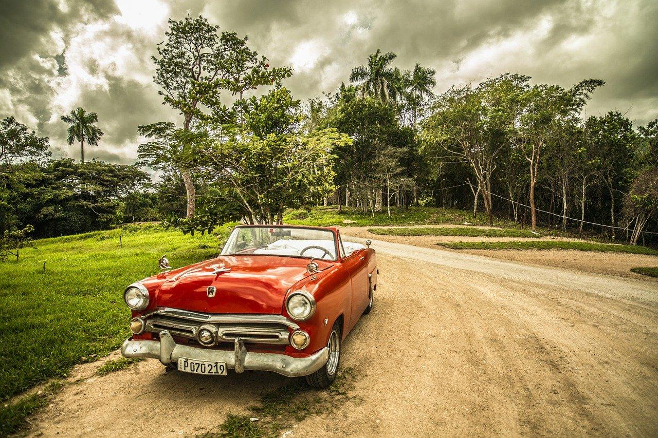 Куба фон