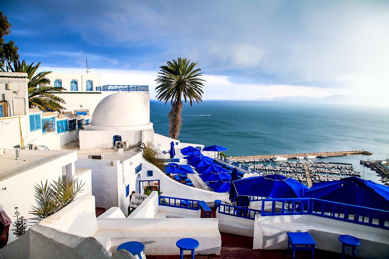 Тунис фон