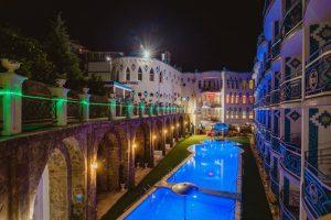 1001 ночь отель бронирование