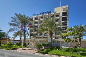 Ajman Beach Hotel бронирование