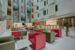Al Khoory Atrium Hotel бронирование