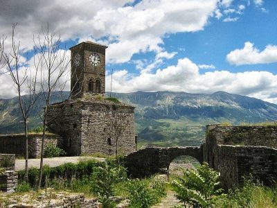 албания город музй