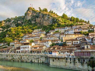 албания город