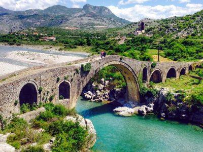албания горы