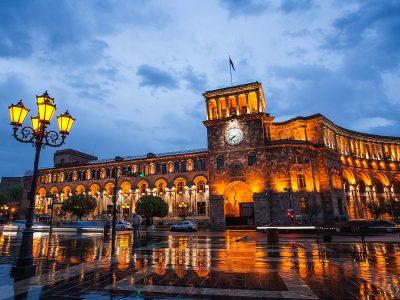 армения ереван площадь