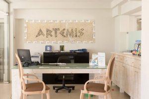 Artemis Hotel бронирование