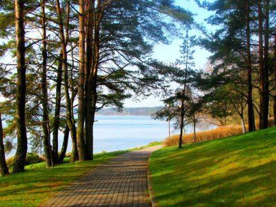 Белоруссия, озеро Нарочь