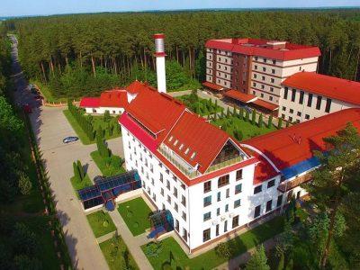 Белоруссия, санаторий Веста