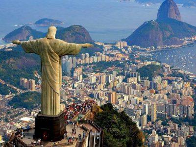 Бразилия - Рио-де-Жанейро