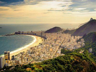 Бразилия - Пляж