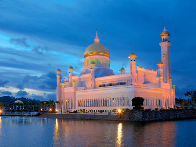 Бруней, Мечеть Султана Омара Али Сайфуддина