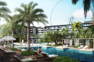 Caesars Palace Bluewaters Dubai бронирование