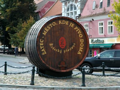 Чехия, пивзавод Крушовице
