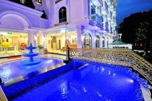 Crown Nguyen Hoang Hotel бронирование