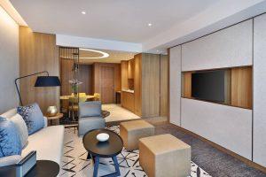 Double Tree by Hilton Dubai – Business Bay бронирование