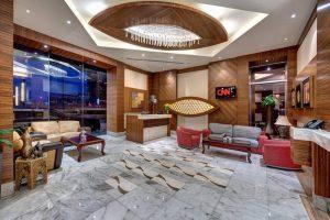 Emirates Grand Hotel Apartments бронирование