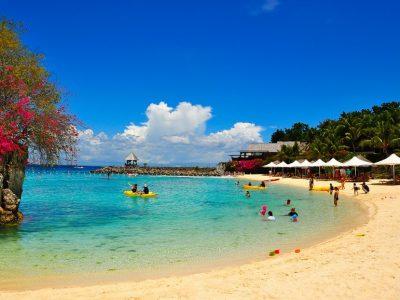 Филиппины, Себу, пляж