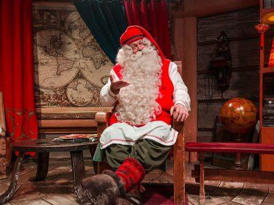 Финляндия, Резиденция Санта Клауса в Лапландии