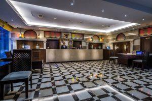 First Central Hotel Suites бронирование
