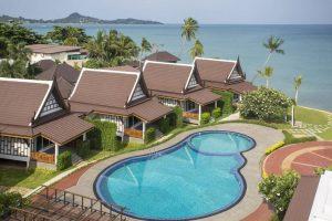 Floral Hotel Aura Samui Best Beach Hotel бронирование