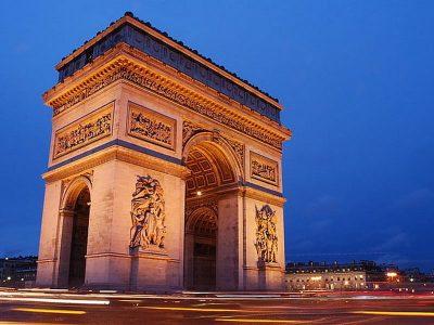 Франция - Триумфальная арка