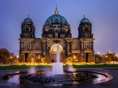 Германия, Берлин, Кафедральный собор