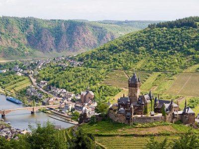 Германия, долина реки Мозель