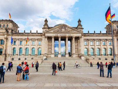 Германия - Бундестаг