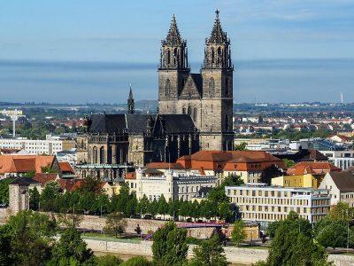 Германия, Магдебург