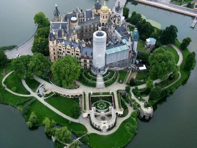 Германия, замок Шверин