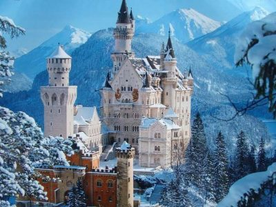 Германия - Нойшванштайн