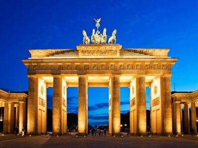 Германия - Бранденбургские ворота