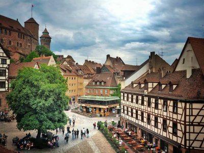 Германия - Архитектура