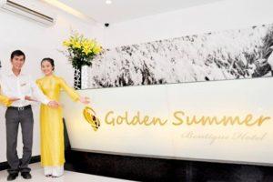 Golden Summer Hotel бронирование